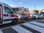 NICHELINO - Incidente stradale in via Torino: tre automobilisti feriti nello schianto - immagine 1