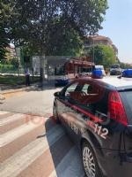 MONCALIERI - Un altro pullman Gtt prende fuoco al capolinea: provvidenziale intervento dei vigili del fuoco - FOTO - immagine 8