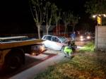 PIOSSASCO - Incidente mortale: auto si ribalta nel canale, vittima un ragazzo - FOTO - immagine 1
