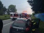 TRE MORTI A LA LOGGIA - Scontro frontale, tragedia assurda sulla provinciale per Carignano - FOTO - immagine 2
