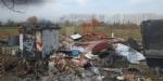 ORBASSANO - Lo scempio del campo nomadi abusivo accanto alla provinciale - LE FOTO - - immagine 2