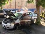CARMAGNOLA - A fuoco lauto dellassessore Alessandro Cammarata: indagini in corso - immagine 1