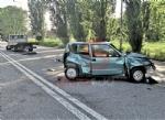 NICHELINO - Scontro tra un carroattrezzi e una 500: donna ferita - immagine 3