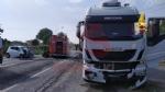 INCIDENTE MORTALE - 66enne di Orbassano muore nello scontro con un camion ad Alice Castello - immagine 1