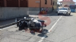 VINOVO - Incidente in via Cottolengo, due scooteristi al Cto. Uno è grave - immagine 1