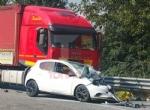 INCIDENTE MORTALE - Un uomo di Moncalieri muore a Pianezza nello scontro tra auto e tir - FOTO - immagine 2