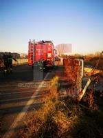 MONCALIERI - Esce di casa e muore nel Chisola: ritrovata dai vigili del fuoco allaltezza del ponte di strada Barauda - immagine 2