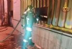 ORBASSANO - Un altro incendio nellazienda che tratta rifiuti: vigili del fuoco al lavoro tutta la notte - immagine 2
