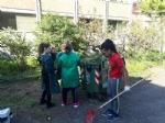 NICHELINO - Gli studenti progettano e riqualificano il cortile della scuola - immagine 2