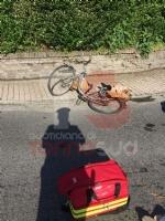 CARMAGNOLA - Camion investe una ciclista: trasportata durgenza al Cto è gravissima - FOTO - immagine 2
