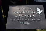 NICHELINO - Il giardino di via Trento intitolato al mitico Valentino Mazzola - FOTO - immagine 2