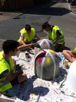 MONCALIERI - «Tutta mia la città», così i ragazzi riqualificano il centro urbano - immagine 2