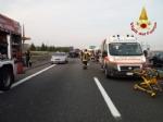 DRAMMA SULLA TORINO-MILANO - Incidente stradale: in coma una bimba di cinque anni di Bruino - FOTO e VIDEO - immagine 2