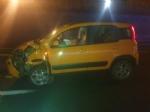 BEINASCO - Incidente in tangenziale nella notte: tre feriti - immagine 2
