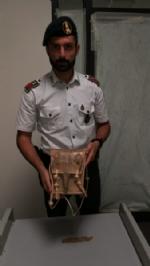 RIVALTA - Torna in Italia con una borsa di varano: fermato dalla guardia di finanza - immagine 2