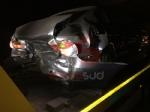 TANGENZIALE SUD - Incidente al Sito: cinque auto distrutte e sei feriti - FOTO - immagine 2