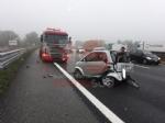 RIVALTA - Ennesimo incidente in tangenziale: 33enne in prognosi riservata - FOTO - immagine 2