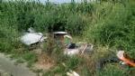 MONCALIERI - Maiali in azione: discarica abusiva con fusti di sostanze pericolose - immagine 2