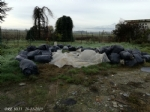 PIOSSASCO - Abbandonano rifiuti in un campo: beccati dalla polizia locale - immagine 2