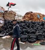 PIOBESI - Carabinieri scoprono 500 tonnellate di rifiuti stoccate illecitamente: marito e moglie denunciati - VIDEO - immagine 2