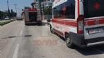 BEINASCO - Incendio in casa: donna incinta resta intossicata. Trasportata durgenza in ospedale - immagine 2