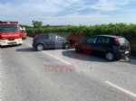 CARMAGNOLA - Brutto incidente lungo la provinciale 20: tre feriti - immagine 2