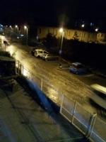 TORINO SUD - Violento nubifragio con grandine e pioggia, allagamenti a Moncalieri, Nichelino, La Loggia e Trofarello - FOTO - immagine 2