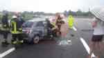 TANGENZIALE TORINO - Incidente stradale: ferite una donna di La Loggia e le due figlie - FOTO - immagine 2