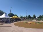 ORBASSANO - Inaugurato il parco pubblico dedicato al genio di Galileo Galilei - FOTO - immagine 2