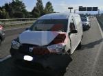 TANGENZIALE IN TILT - Tamponamento tra cinque vetture, code di dieci chilometri - FOTO - immagine 2
