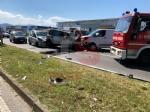 ORBASSANO - Spaventoso incidente stradale: otto feriti in strada Torino. Tra loro due bimbi - FOTO - immagine 2
