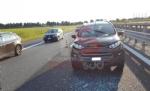 CANDIOLO-VOLVERA - Incidente stradale sul raccordo: un ferito - immagine 2
