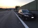 NICHELINO - Incidente sulla tangenziale: auto ruote allaria, ferita una donna - FOTO - immagine 2
