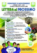 MONCALIERI - Coldiretti al Castello per conoscere la buona agricoltura e il mercato a km 0 - immagine 2
