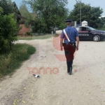 OMICIDIO A CARMAGNOLA - Titolare di un agriturismo uccide dipendente con un coltello: fermato dai carabinieri - FOTO - immagine 5