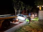 TRAGEDIA A PIOSSASCO - Muore a soli 27 anni ribaltandosi con lauto lungo la provinciale - FOTO - immagine 2