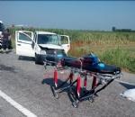 CARIGNANO - Brutto incidente sulla provinciale: tre feriti, uno è grave - FOTO - immagine 2