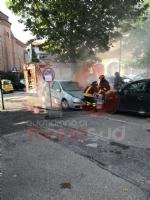 CARMAGNOLA - A fuoco lauto dellassessore Alessandro Cammarata: indagini in corso - immagine 2