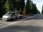 NICHELINO - Scontro tra un carroattrezzi e una 500: donna ferita - immagine 2