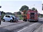 INCIDENTE MORTALE - 66enne di Orbassano muore nello scontro con un camion ad Alice Castello - immagine 2