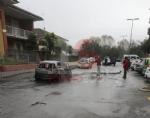 CARMAGNOLA - Auto prende fuoco durante la marcia: conducente in salvo - FOTO - immagine 3