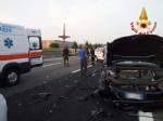 DRAMMA SULLA TORINO-MILANO - Incidente stradale: in coma una bimba di cinque anni di Bruino - FOTO e VIDEO - immagine 3