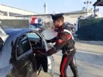 TROFARELLO-NICHELINO - Sinti in fuga si schiantano: in auto nascondevano materiali per i furti - FOTO e VIDEO - immagine 3