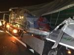 ORBASSANO - Caos in tangenziale: due tir si scontrano. Autotrasportatore finisce in ospedale - immagine 3