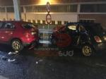 TANGENZIALE DI TORINO - Grave doppio incidente nella notte: auto impazzita travolge tre persone - FOTO - immagine 3