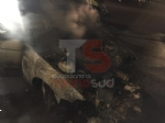 CARIGNANO - Auto prende fuoco allimprovviso durante la marcia - FOTO - immagine 3
