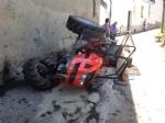 MONCALIERI - Si ribalta col trattore: moncalierese ferito a Orio Canavese - VIDEO - immagine 3