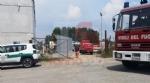 TRAGEDIA A LA LOGGIA - Operaio muore sotterrato nello scavo di un cantiere - FOTO - immagine 3