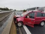 VOLVERA-NICHELINO-BEINASCO - Week-end di incidenti: cinque feriti, tra cui una famiglia - immagine 3