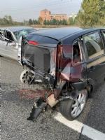 NICHELINO - Incidente in tangenziale, altezza Debouchè: un ferito - immagine 3